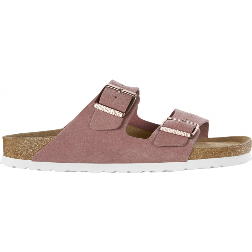 Birkenstock Arizona SFB Suede Rose