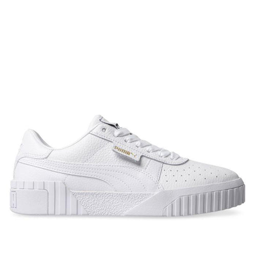Puma Cali Womens White