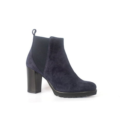 Cervone 343 Navy Ankle Boot