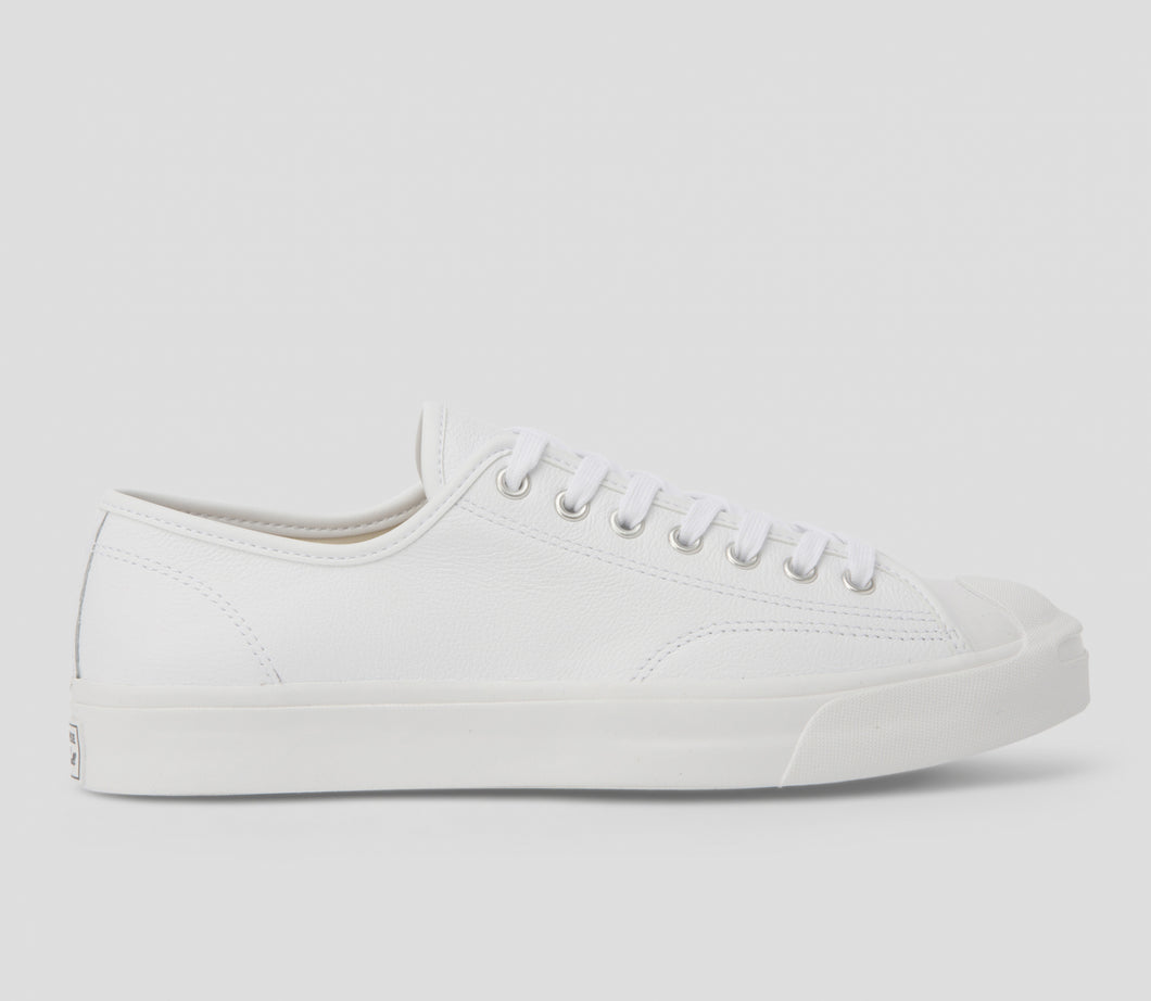 Converse Jack Purcell White Leather Low