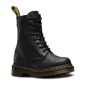 Doc Marten Pascal 8 Eye Black Leather Boot