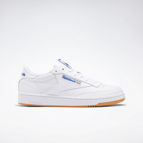 Reebok Club C 85 White/Royal/Gum Unisex