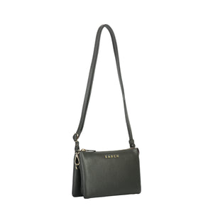 Saben Tilly Crossbody Slate Green