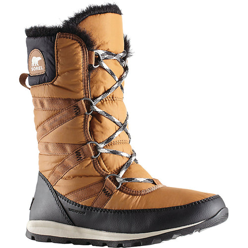 Sorel Whitney Tall Lace 2 Camel Brown