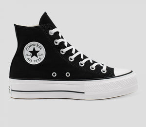 Converse CT Lift Canvas Hi Black/White