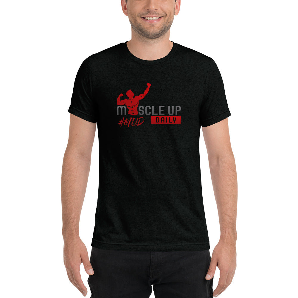 Mens Muscle Up Daily T-shirt