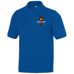 4th Grade Polo (short sleeve) - blue