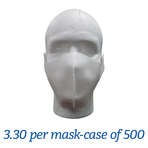 Dimple Soft Ear Loop Mask