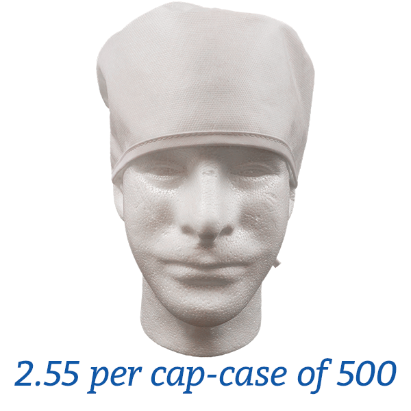 Dimple Surgical Cap
