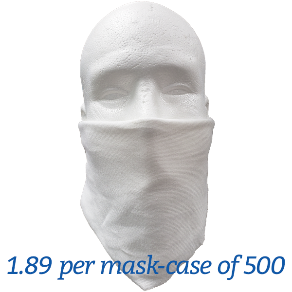 Diamond TShirt Bandanna Mask