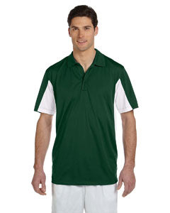 Faculty Color Block Polo
