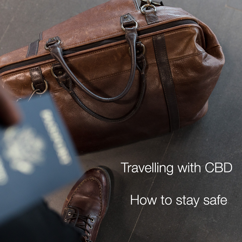 Flying with CBD