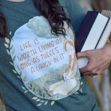 Anne of Green Gables Quote T-shirt - Vellum Post