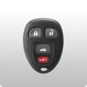 2007-2013 Chevrolet Cadillac Buick 4-Button Keyless Entry Remote W/ Trunk FCC: OUC60270; OUC60221 - ZIPPY LOCKS