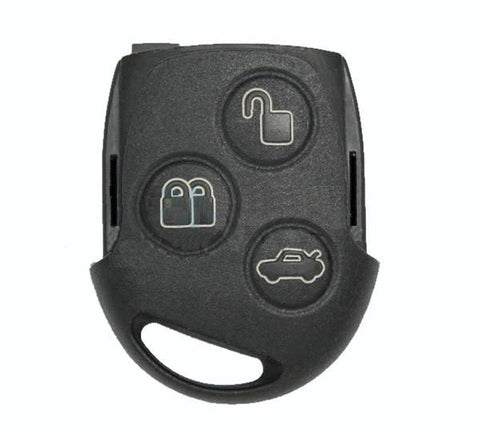 2010-2014 Ford Transit, Fiesta Remote 164-R8042 (Head Only matched with Key BLADE) - ZIPPY LOCKS