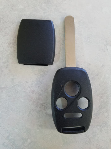 2002- 20014 Honda Rugged 4 Button Remote Key Shell - ZIPPY LOCKS