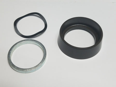 Cylinder Guard Ring / Duranodic / Up To 1 1/8″ Cylinder