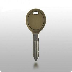 "2004-2019 Chrysler, Dodge, Jeep Y164  ""S"" Tan Transponder Key - ZIPPY LOCKS"