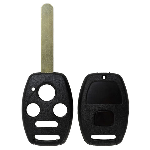 2006-2014 Honda/Acura (SHELL) 4 Button Remote Head Key Shell - ZIPPY LOCKS