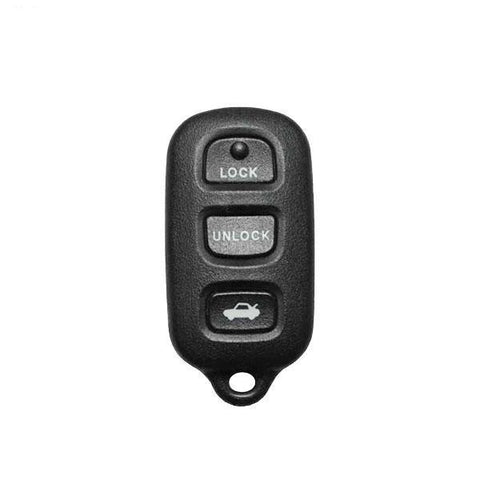 1999-2004 Toyota Avalon / 4-Button Keyless Entry Remote / PN: 89742-AC050 / HYQ12BAN - ZIPPY LOCKS