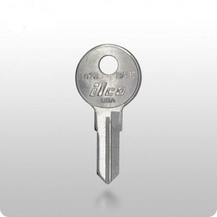 1676 RV Key / Bauer BAU3 ILCO - ZIPPY LOCKS