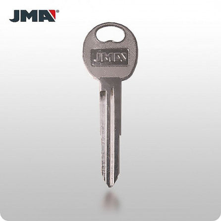 Hyundai/Kia HY12 / X232 Mechanical Key (JMA HY-6D) - ZIPPY LOCKS