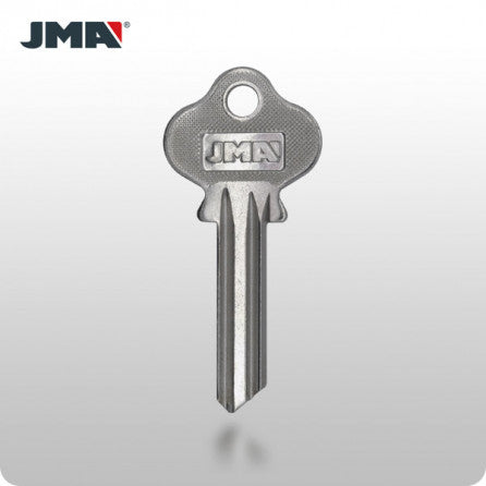 L4 / 1004A 6-Pin Lockwood Key - Nickle (JMA LWO-5D) L4 / 1004A 6-Pin Lockwood Key - Nickle (JMA LWO-5D) - ZIPPY LOCKS