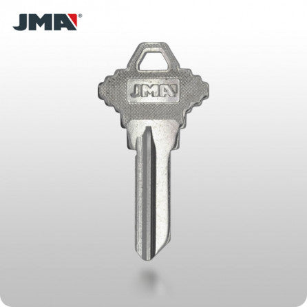 SC19 / 1145L 5-Pin Schlage Keys - Nickel Plated (JMA SLG-14)