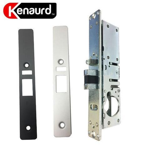 "Narrow-Stile 1-1/8"" - Latch Lock Body w/ 2 Face-plates (LH or RH HANDLING ) REVERSIBLE"
