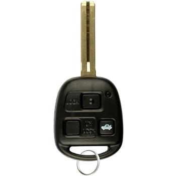 Lexus 1998-2005 Remote Head Key (Short Blade) - FCC ID: HYQ1512V - ZIPPY LOCKS
