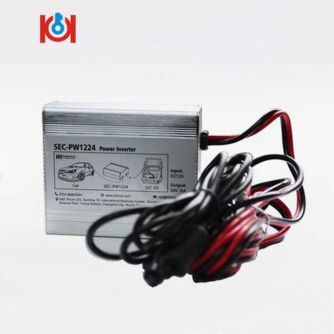 DC POWER INVERTER FOR SEC-E9 KEY MACHINE - ZIPPY LOCKS