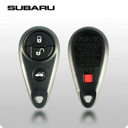 Subaru 1999-2007 4-Btn Remote FCC ID: NHVWB1U711 - ZIPPY LOCKS