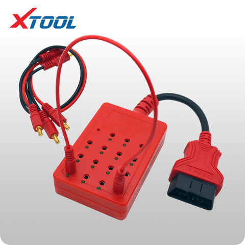OBD2 Breakout Box with 4 Cables—Prof'l OBD2 Pin Jumping (XTOOL) - ZIPPY LOCKS