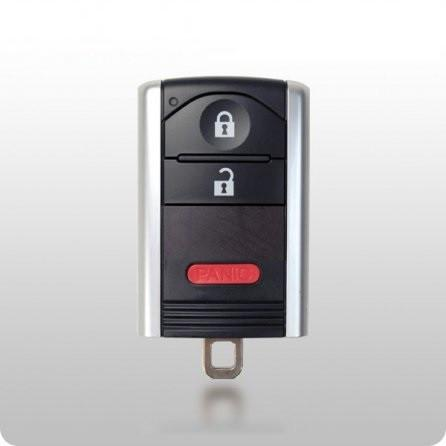 Acura 2013 - 2014 RDX 3 Btn Remote w/ Insert Key Memory 1 - FCC ID: KR5434760 - ZIPPY LOCKS