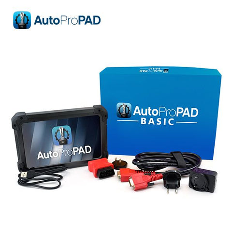 AutoProPAD BASIC Transponder Programmer—INC 1 YR UPDATES (XTOOL) - ZIPPY LOCKS