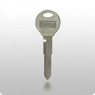 Mazda MZ31 / X249 Mechanical Key (JMA MAZ-11D) - ZIPPY LOCKS