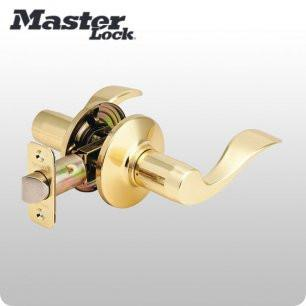 Master Lock - Grade 3 - Wave Style Lever - PASSAGE - No Keyway - ZIPPY LOCKS