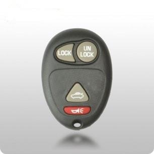 GM 2001-2011 4-Button Remote (FCC ID: L2C0007T) - ZIPPY LOCKS
