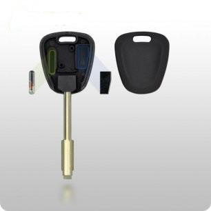 Jaguar Transponder Key SHELL - 8-Cut Tibbe Style - ZIPPY LOCKS