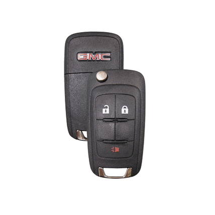2010-2019 GMC Terrain 3 Btn Remote (Original) - FCC ID: OHT01060512 - ZIPPY LOCKS