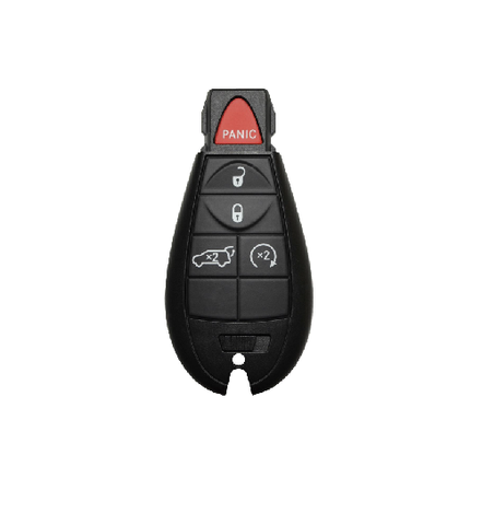 2011-2013 Jeep Grand Cherokee 5 Btn Proximity Fobik Remote - FCC ID: IYZ-C01C - ZIPPY LOCKS