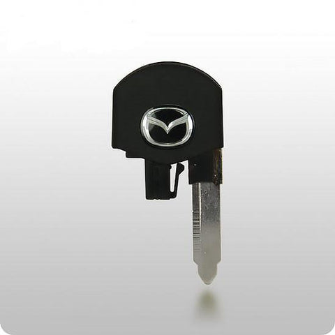 Mazda Flippy Remote Key Head WITH 40-BIT Transponder Chip (Original) - ZIPPY LOCKS