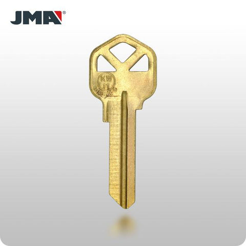 KW10/KW11 KEY BLANK - ZIPPY LOCKS