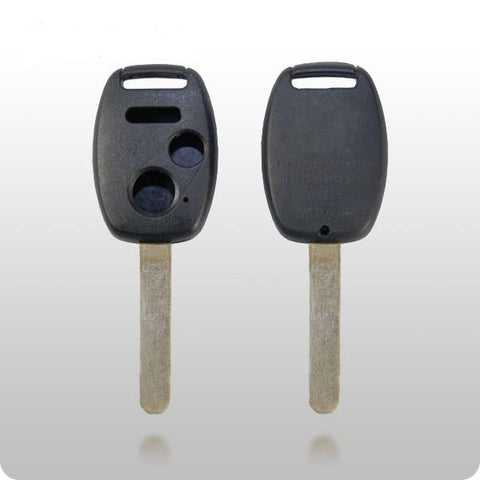 Honda 3-Button Remote Head Key SHELL - ZIPPY LOCKS