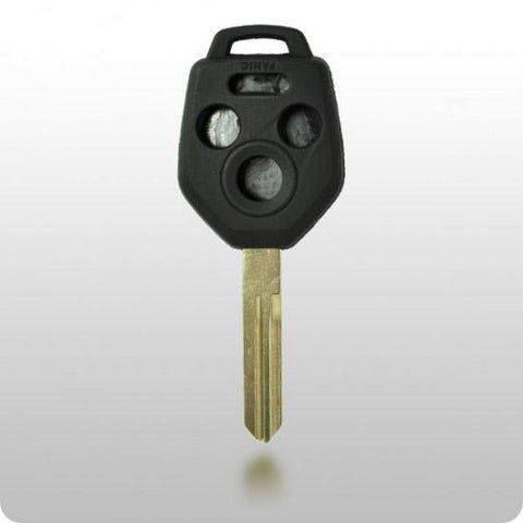Subaru 2005-2015 4-Button Remote Head Key Shell - ZIPPY LOCKS