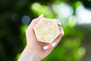 SUNSTONE Shampoo Bar - Corvus Botanicals