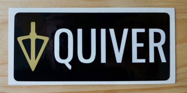 Quiver Vinyl Sticker