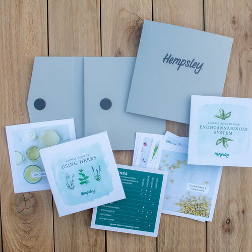 Introducing Healing Herbs Kit