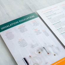 Load image into Gallery viewer, Inhalation Education Bundle of 5