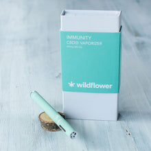 Load image into Gallery viewer, Wildflower Disposable CBD Vaporizer, 150mg